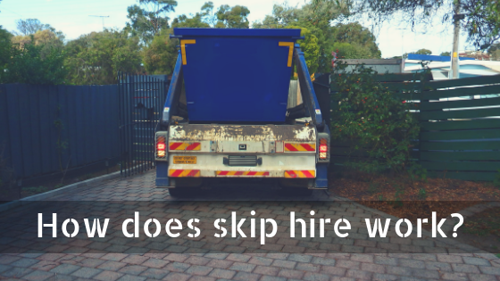 How does skip hire work